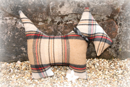 Totally Tartan Terrier Tam